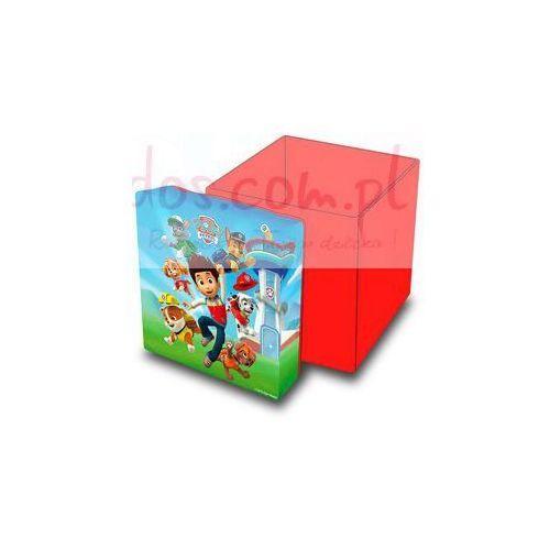 Pufa stołek pudełko PSI PATROL PAW