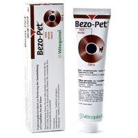 VETOQUINOL Bezo-Pet - pasta zapobiegająca zbijaniu się włosów w żołądku i jelitach 120g