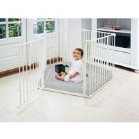 Baby dan  kojec park a kid - biały - odbiór w 2000 punktach - salony, paczkomaty, stacje orlen