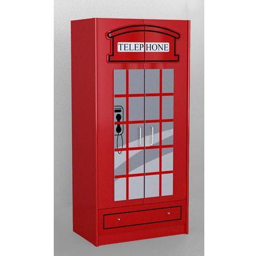 Vipack Szafa london telephone