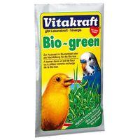 bio green nasiona traw dla ptaków egzotycznych marki Vitakraft