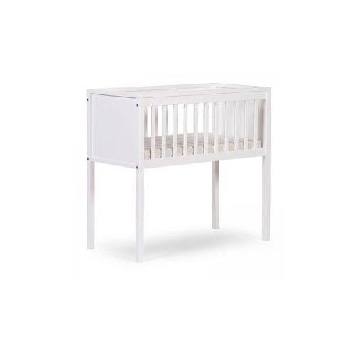 Childhome, Łóżeczko dziecięce 40X90 białe - produkt z kategorii- Łóżeczka i kołyski