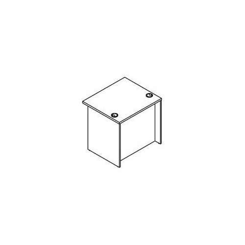 Lada prosta LH70b wymiary: 80x70x75,8 cm