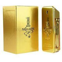 Paco rabanne  1 million absolutely gold perfumy dla mężczyzn 100 ml + do każdego zamówienia upominek.