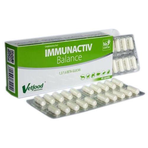 immunactiv balance 60 kaps. marki Vetfood