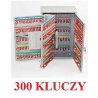 Szafka na klucze - 300 haczyków niemieckiej marki OfficeForce