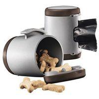 Flexi Vario Multi Box 2w1 pojemnik na smakołyki lub na worki na odchody