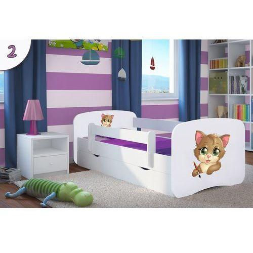 Kocot-meble Łóżko dziecięce  babydreams kotek, kolory negocjuj cenę