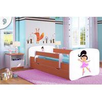 Łóżko dziecięce  babydreams - tancerka - kolory negocjuj cenę marki Kocot-meble