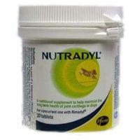 PFIZER Nutradyl preparat na stawy dla psów