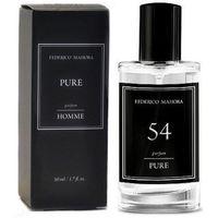 Fm world Perfumy męskie pure fm 54 (5907732510096)