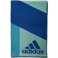 Ręcznik  beach towel ll bk0249 marki Adidas