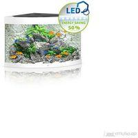 Juwel  trigon 190 led akwarium narożne o pojemności 190l z wyposażeniem/ biały