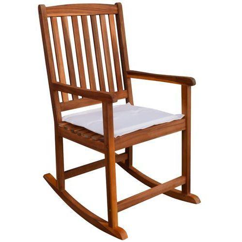 Gdzie kupić fotel bujany bujak ogrodowy z drewna akacji marki Vidaxl