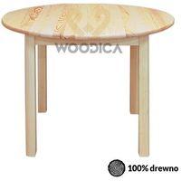 Stół 2W okrągły 4 110x75