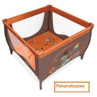 Baby Design Play Up kojec turystyczny pomarańczowy 01 wysyłka 24h