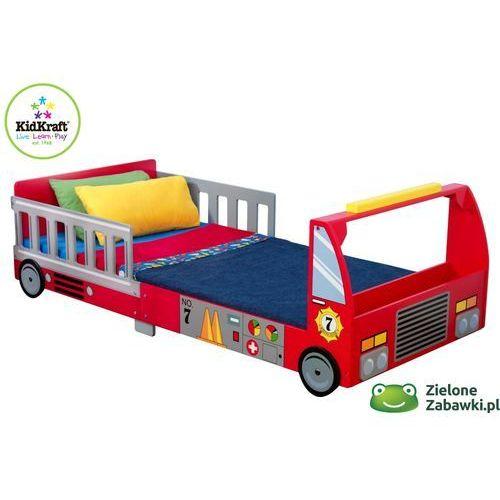 """""""Strażak"""" - łóżko dla dzieci, KidKraft - łóżka dla dzieci drewniane"""