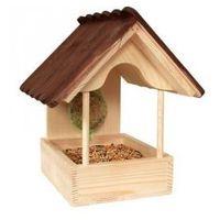 karmnik dla dzikich ptaków z kulą tłuszczową, marki Zolux