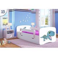 Łóżko dziecięce  babydreams dinozaur, kolory negocjuj cenę marki Kocot-meble