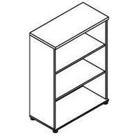 Regał otwarty H35 wymiary: 80,2x38,5x112,9 cm