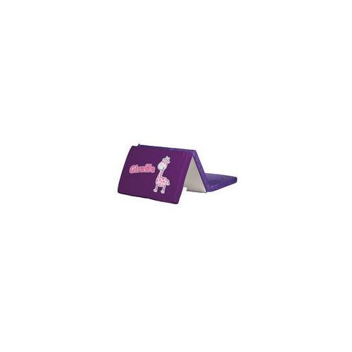 Materacyk do łóżeczka Safari Caretero (fioletowy), TEROA-003