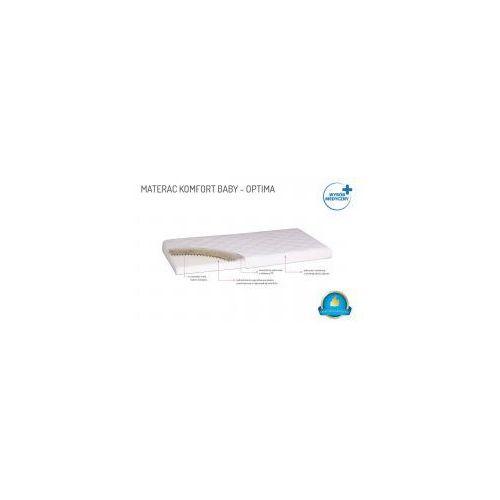 Materac do łóżeczka Komfort Baby Optima z kategorii Materace dziecięce