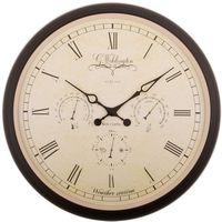 Zegar stacja pogodowa Wehlington 45 cm, 2970