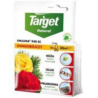 Target Emulpar 940 ec 30 ml zwalcza mszyce, przędziorki, mączliki, wciornastki na roślinach ozdobnych