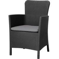 Allibert  krzesło ogrodowe miami (8711245120652)