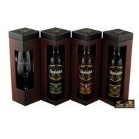 Whisky Glenfiddich Zestaw: 12yo, 15yo, 18yo (3x0,2l) + kieliszek, 5E92-62331