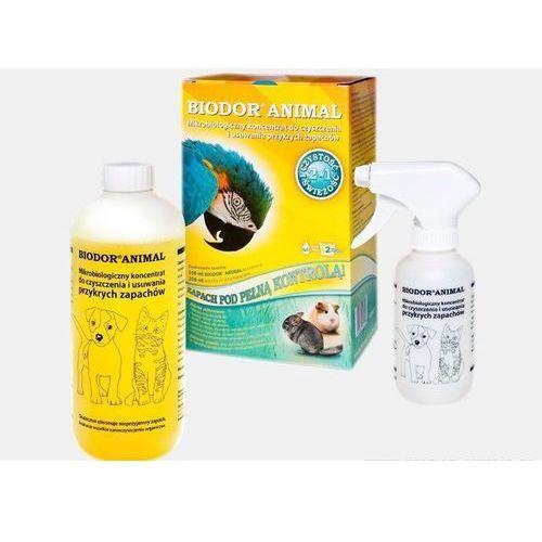 Biodor Animal koncentrat do usuwania przykrych zapachów 500ml