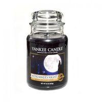 Yankee candle  świeca zapachowa - duża - midsummer's night