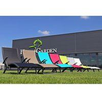 Home&garden Leżak ogrodowy  summer turkusowy (5902425321546)
