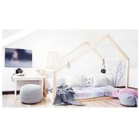 Łóżko dla dziecka Domek Miles 4X - 14 rozmiarów