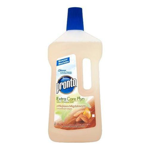 PRONTO 750ml Extra Care Płyn z olejkiem migdałowym - produkt z kategorii- płyny do czyszczenia mebli